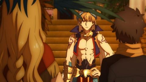 Fate/GrandOrder 14話 感想 006