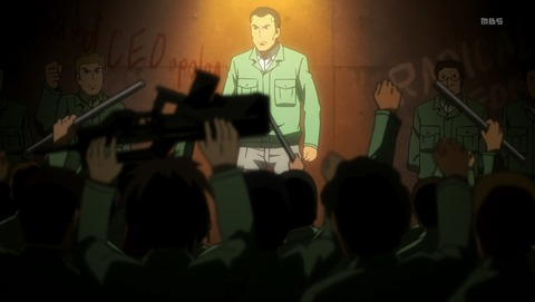 機動戦士ガンダム 鉄血のオルフェンズ 17話 感想 090