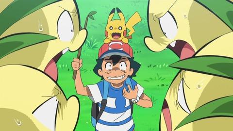 【ポケットモンスター サン&ムーン】第20話 感想 たから島で語るサトシにとっての宝物【ポケモンSP前半】