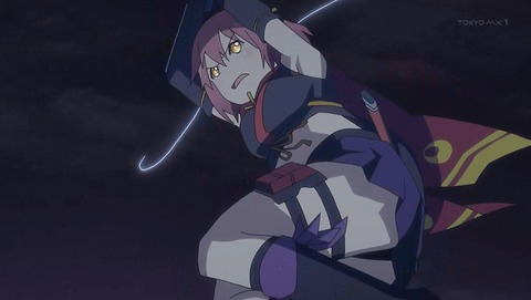 RELEASE THE SPYCE 12話 感想 032