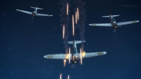 荒野のコトブキ飛行隊 1話 感想 189