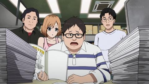 SHIROBAKO 18話 感想 2960