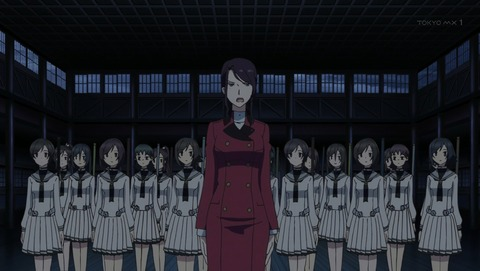 刀使ノ巫女 18話 感想 45
