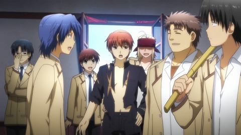 Angel Beats! 1話 感想 028