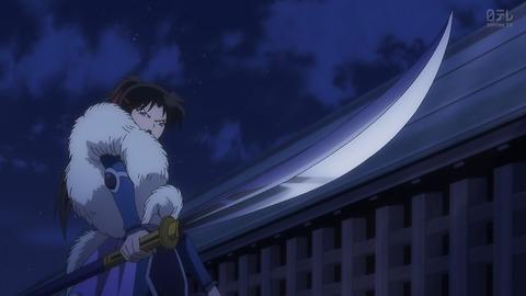 半妖の夜叉姫 3話 感想 019