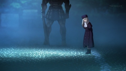 Fate/stay night UBW 3話 感想 2