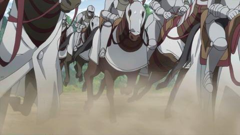 ユリシーズ ジャンヌ・ダルクと錬金の騎士 8話 感想 0194
