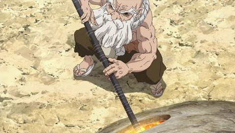 Dr.STONE 11話 感想 0177