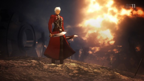 Fate stay night  UBW 21話 感想 96