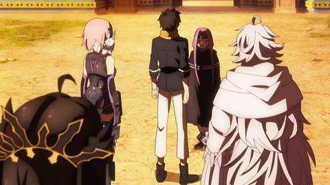 Fate/GrandOrder 14話 感想 000
