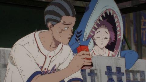 【ドロヘドロ】第7話 感想 死体や虫も野球する