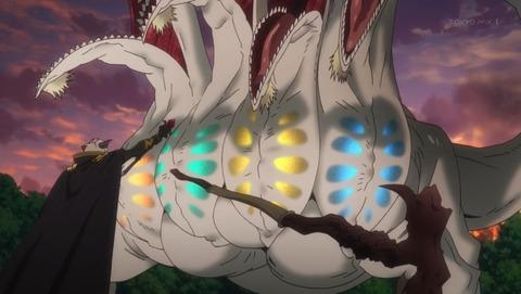 異世界魔王と召喚少女の奴隷魔術 第8話 感想 王道バトル!エロスもあるよ!