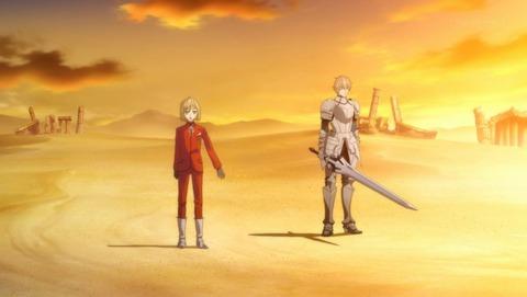 Fate/EXTRA Last Encore 12話 感想 000