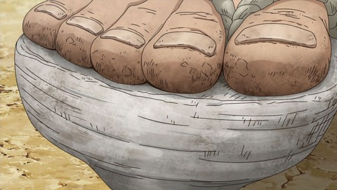 Dr.STONE 13話 感想 0234