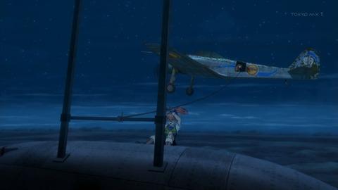 荒野のコトブキ飛行隊 8話 感想 168