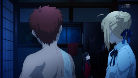 Fate stay night UBW 22話 感想 203