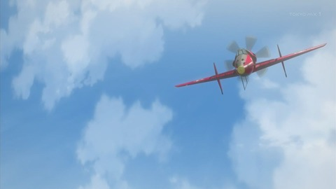 荒野のコトブキ飛行隊 11話 感想 227