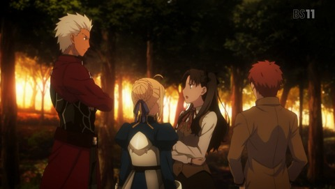 Fate stay night UBW 9話 感想 03