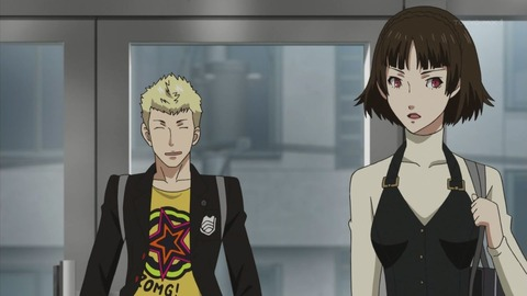 PERSONA5 the Animation 23話 感想 112