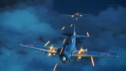 荒野のコトブキ飛行隊 1話 感想 173