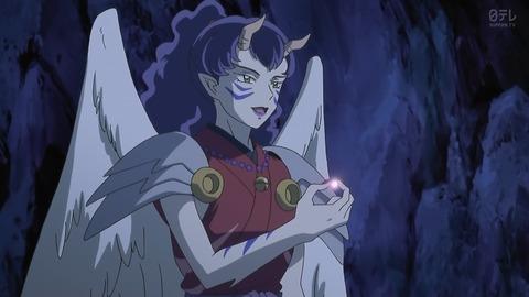 半妖の夜叉姫 8話 感想 033