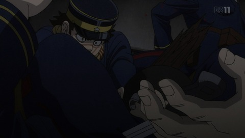 ゴールデンカムイ 5話 感想 8