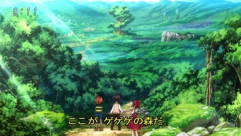 【ゲゲゲの鬼太郎 第6期】第4話 感想 木の実ひとつで大騒ぎ!