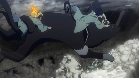 青の祓魔師 京都不浄王篇 2期 9話 感想 70