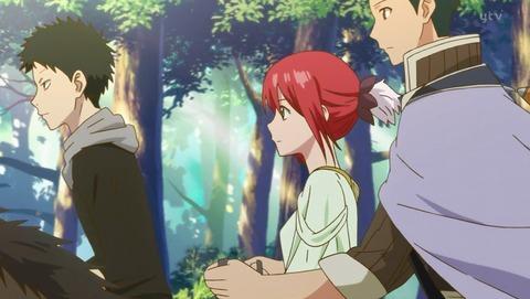 赤髪の白雪姫 2クール 20話 感想 182