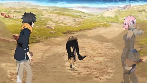 Fate/GrandOrder 1話 感想 037