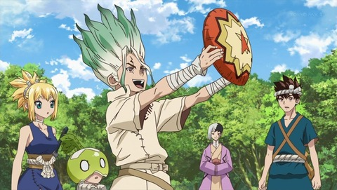 Dr.STONE 20話 感想 0191