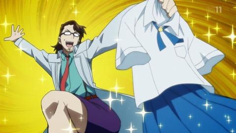 【時間の支配者】第3話 感想 制服を征服…なんちゃって!