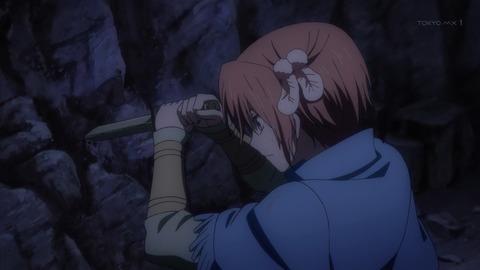 暁のヨナ 14話 感想 1385