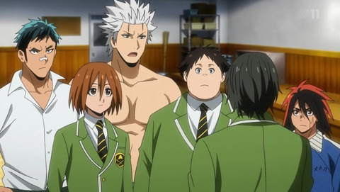 火ノ丸相撲 3話 感想 10