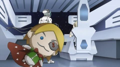 宇宙戦艦ティラミス 7話 感想