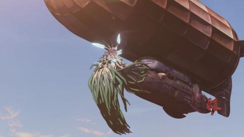 空挺ドラゴンズ 1話 感想 0163