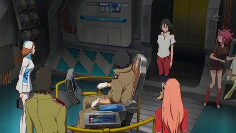 ガンダム Gのレコンギスタ 9話 感想 93