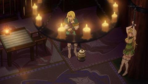 異世界魔王と召喚少女の奴隷魔術 7話 感想 027