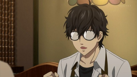 PERSONA5 the Animation 18話 感想 097