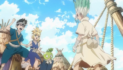 Dr.STONE 13話 感想 0092