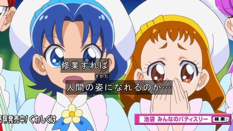 プリキュア 21話  感想 2935
