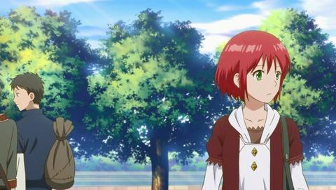 赤髪の白雪姫 4話 感想 0227