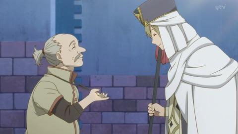 赤髪の白雪姫 3話 感想 001