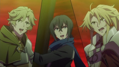 盾の勇者の成り上がり 24話 感想 0092