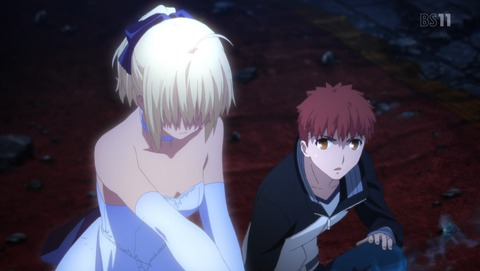 Fate stay night UBW 18話 感想 231
