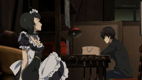 PERSONA5 the Animation 1話 感想 280