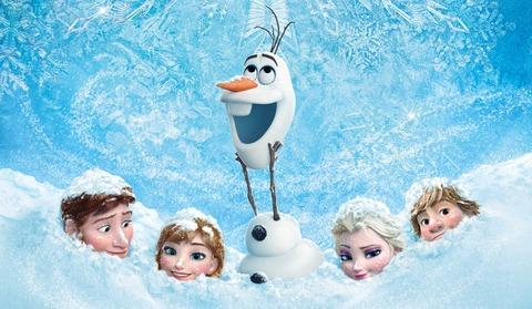 アナと雪の女王 興行収入200億 国内4位