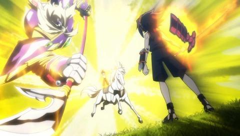 シャーマンキング 9話 感想 2021年版 葉VS蓮 再び!