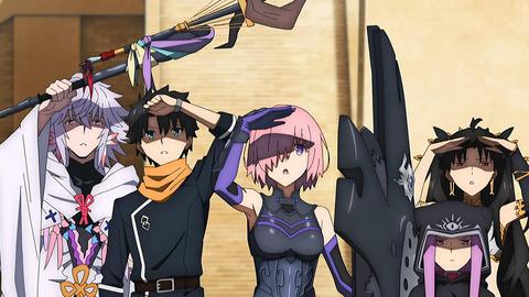 Fate/GrandOrder 10話 感想 015