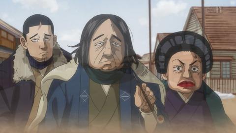 ゴールデンカムイ 12話 最終回 感想 87